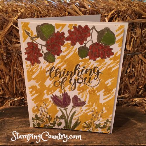 Count My Blessings Stampin' Up!