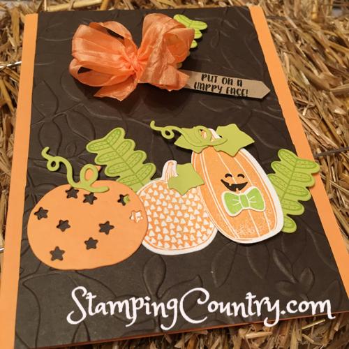 Pick a Pumpkin Stampin' Up!