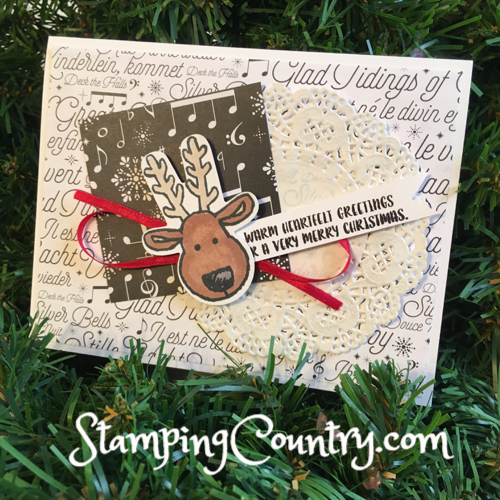 Cookie Cutter Christmas Stampin' Up!