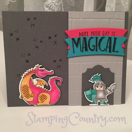 Magical Day Stampin' Up!
