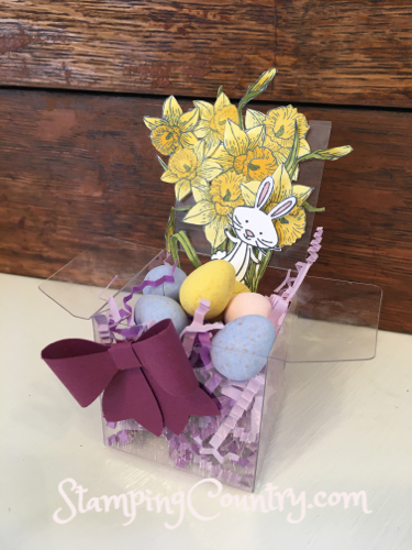 DIY Easter Table Favor