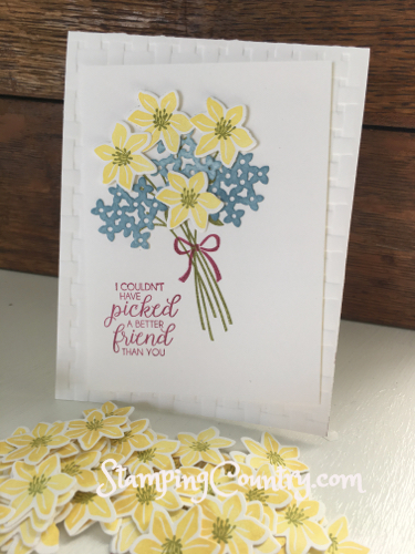 Beautiful Bouquet Stampin' Up!