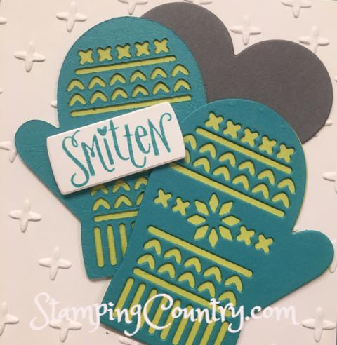 Smitten Mittens Stampin' Up!