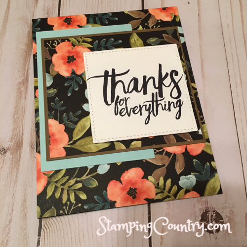 Whole Lot of Lovely Stampin' Up!