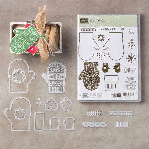 Smitten Mittens Bundle Stampin' Up!