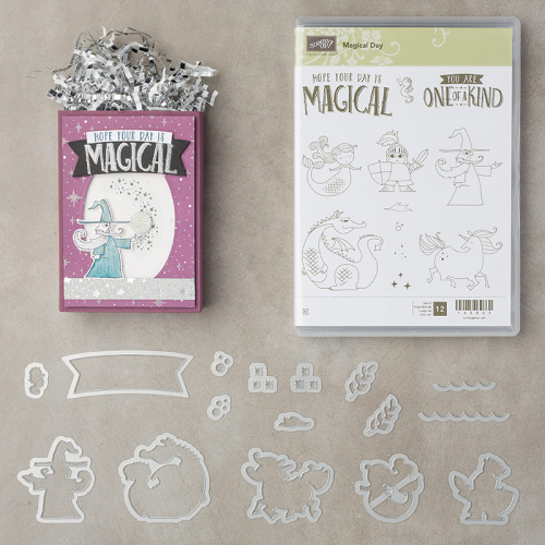 Magical Day Bundle Stampin' Up!