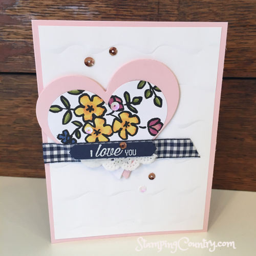 How to Make an I Love You Card