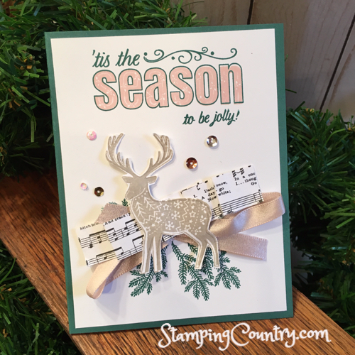 Merry Patterns Stampin' Up!