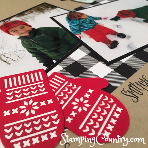 Memory Keeping Stampin' Up!