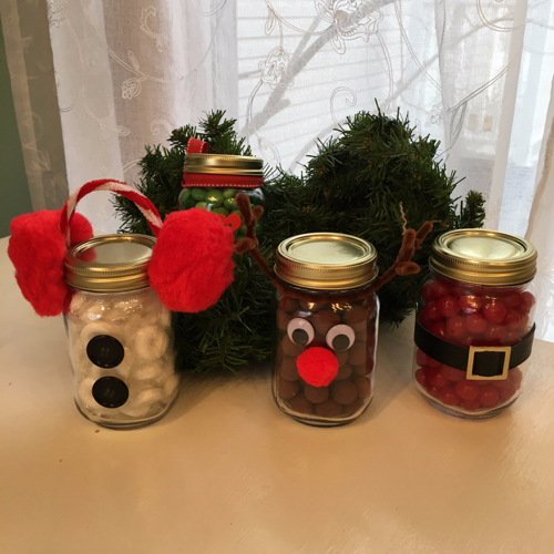 Mason Jar Gifts Ann Bloomfield