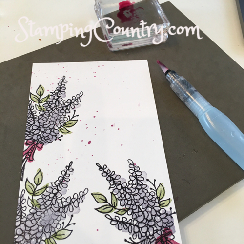 Lots of Lavender Stampin' Up!