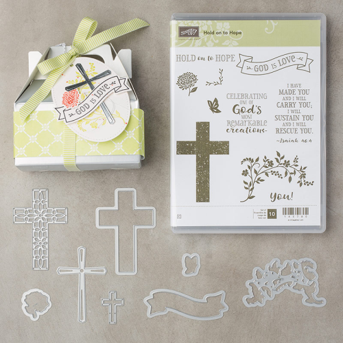 Hold on to Hope Bundle Stampin' Up!