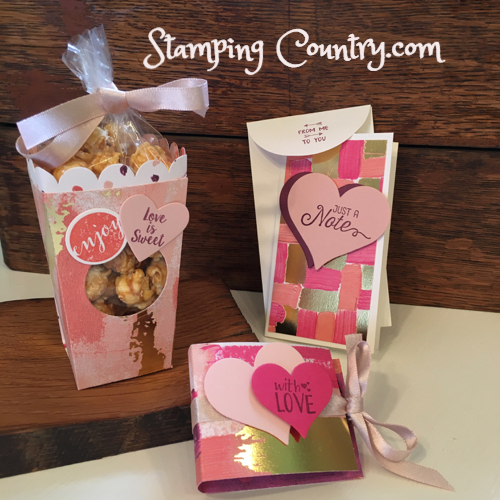 How to Make Valentine Gifts & Cards