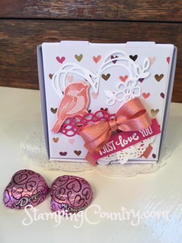 Handmade Valentine Gift