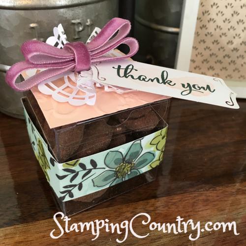 Share What You Love Handmade Gift