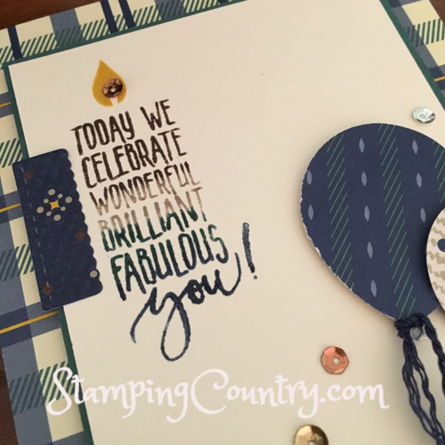 Picture Perfect Party Stampin' Up!
