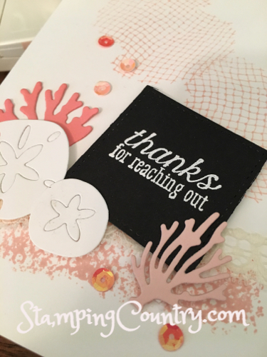 Sea of Textures Stampin' Up!