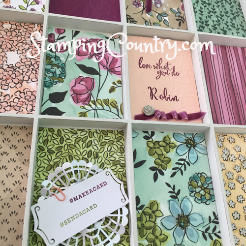 Share What You Love Sampler