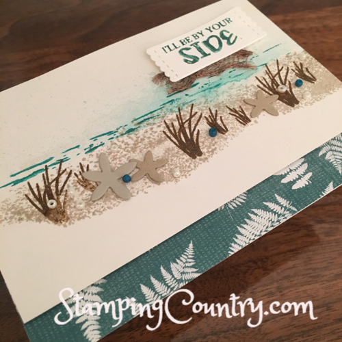 High Tide Stampin' Up!
