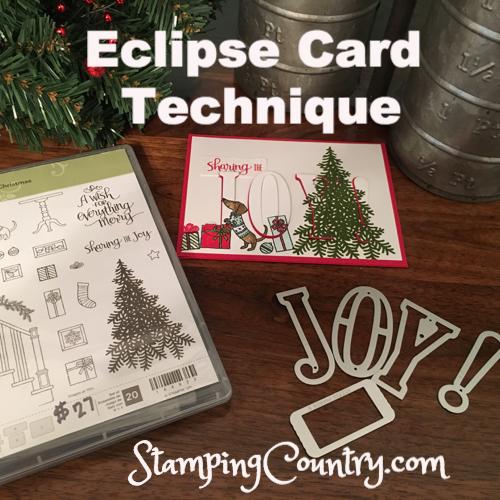 Eclipse Card Technique