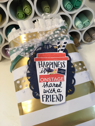 Stampin' Up! OnStage Gifts