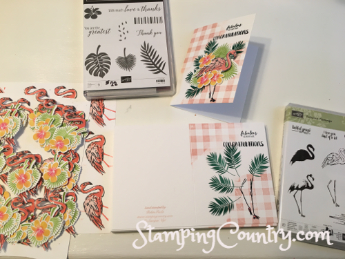 Stampin' Up! OnStage Swaps 2018
