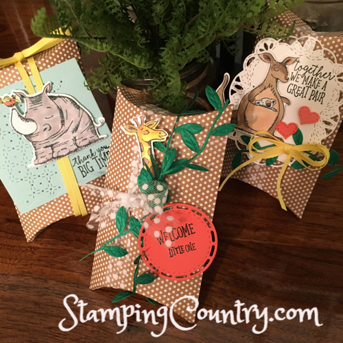 Animal Outing Stampin' Up!