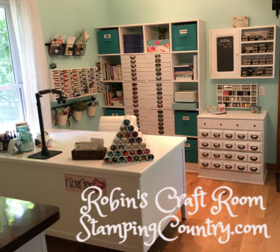 Robin Feicht Craft Room