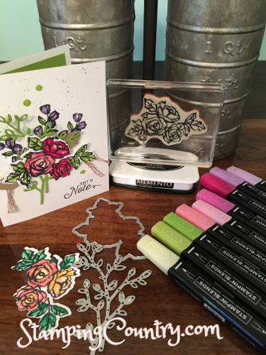 Petal Palette Stampin' Up!