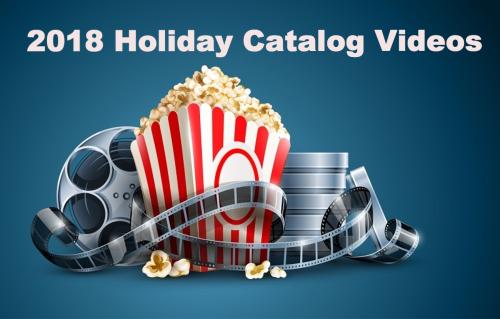 Stampin' Up! 2018 Holiday Catalog Videos