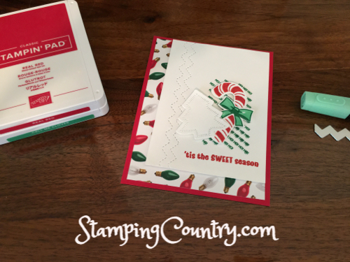 Candy Cane Season Stampin' Up!