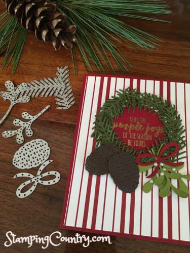 Christmas Pines Stampin' Up!