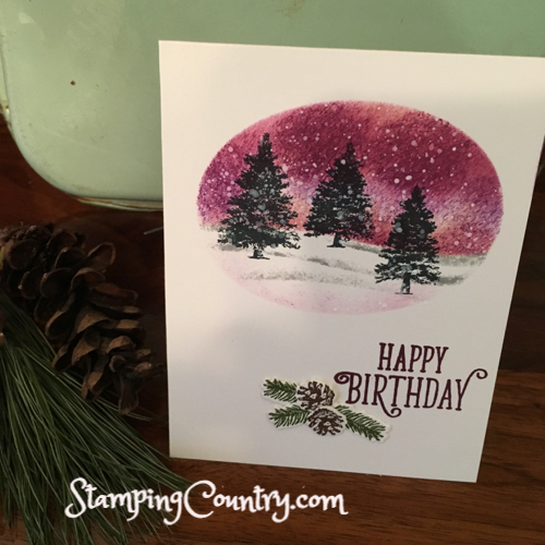 Rooted in Nature Stampin' Up!