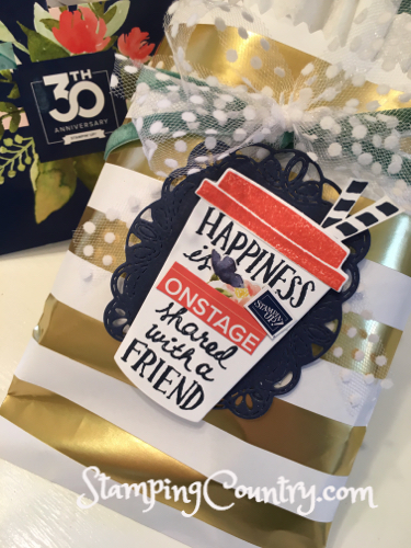 Stampin' Up! OnStage 2018 Gifts