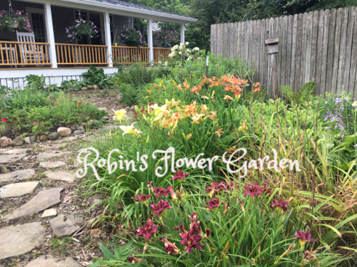 Robin's Flower Garden
