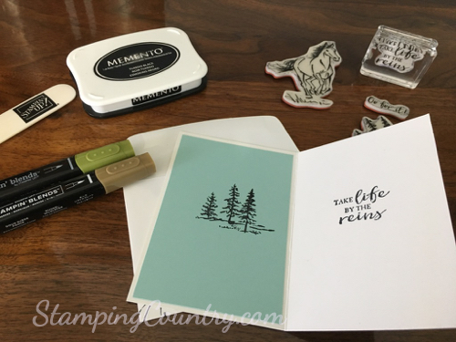 How to Make a Card in 4 Steps
