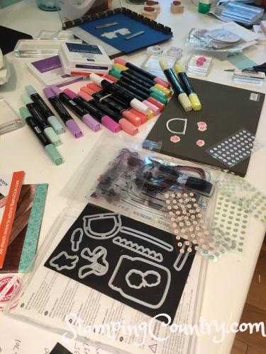 Craft Room Organiation