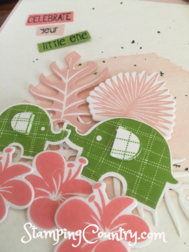 Little Elephant Stampin' Up!