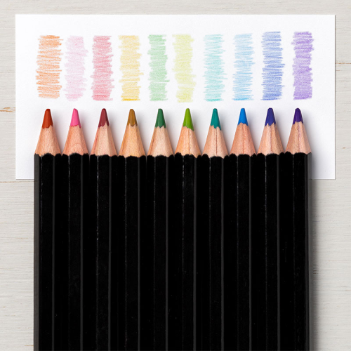 water color pencils Stampin' Up!