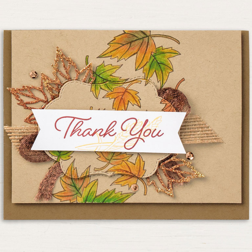 Blended Seasons Stampin' Up!