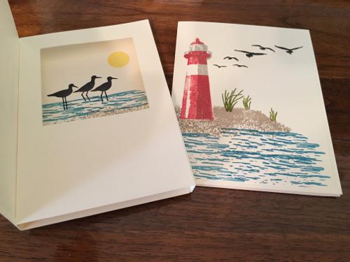 Shadow Box Card By Tara Griffin