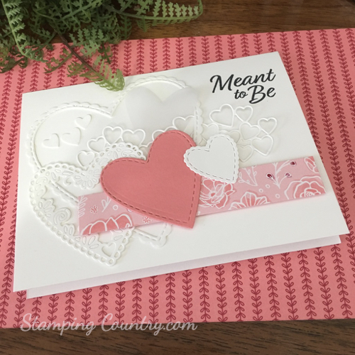 Meant to Be Stampin' Up! Occasions Catalog