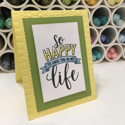 Amazing Life Stampin' Up!