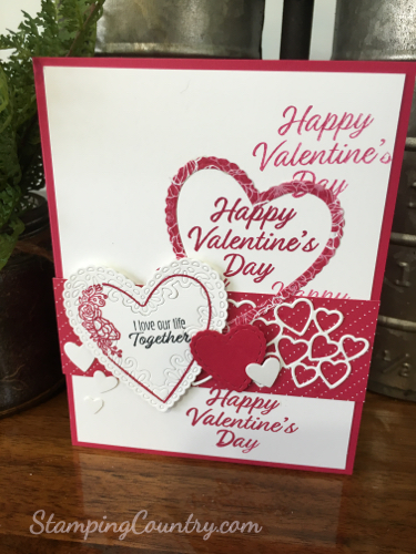 Pop-Up Valentine Card