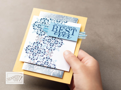 All Adorned Stampin' Up!