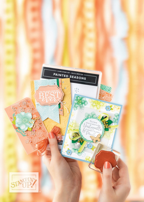 2019 Stampin' Up! Sale-a-bration  2nd Release
