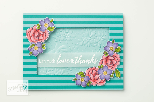 Country Floral Stampin' Up!
