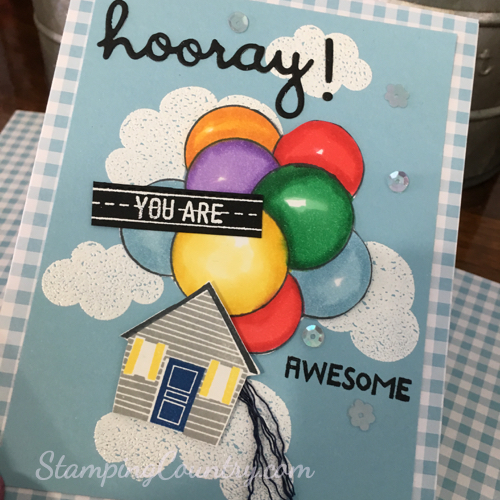 Treehouse Adventure Stampin' Up!