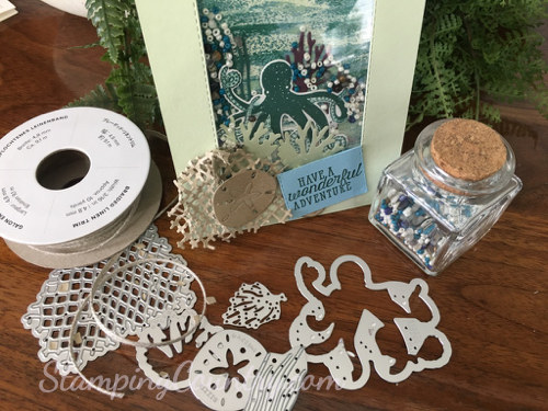 Under the Sea Stampin' Up!