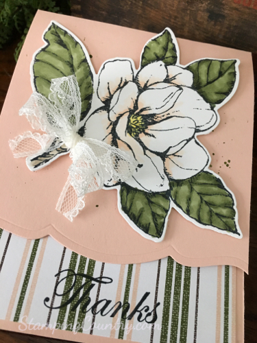 Good Morning Magnolia Stampin' Up!